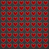 Priorità bassa di giorno di san valentino — Foto Stock