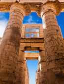 Great Hypostyle Hall at Temples of Karnak — Photo