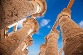 Great Hypostyle Hall at Temples of Karnak — Stockfoto