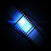 Vintage film frames — ストック写真