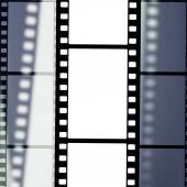 Vintage film frames — Stock Photo