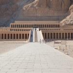Hatshepsut temple in Egypt — Stock Photo #71721251