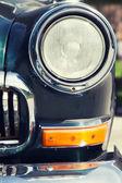 Faro de coche retro — Foto de Stock
