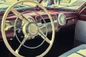 Classic vintage car — Stock Photo