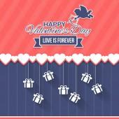 Happy Valentine's Day — Cтоковый вектор