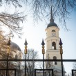 Orthodox church on sunny winter day. — Stock Photo #57769399