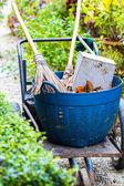 Cleaning supplies Garden — Stockfoto