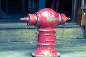 Fire hydrant — Zdjęcie stockowe