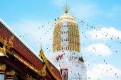 在泰国的宝塔 — 图库照片