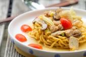 Crispy fried noodle  — Stock fotografie