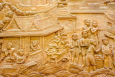 Stucco art of Thailand  — Stock Photo