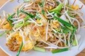 Pad thai — Fotografia Stock