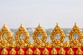 Textura tailandés — Foto de Stock