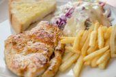 Pork steak — Stock Photo