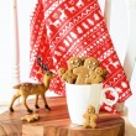 Gingerbread At Christmas — Stock Photo #54343699