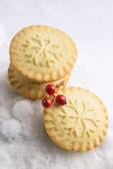 Christmas Mince Pies — Stock Photo