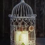 Candles At Night — Stock Photo #57932699