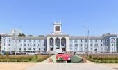 National Museum of Tajikistan. Dushanbe, Tajikistan — Stock Photo