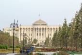 Palais des Nations in the morning, Dushanbe, Tajikistan — Stock Photo