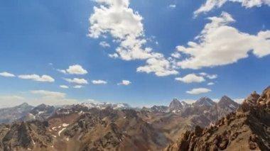 Alta montagne — Video Stock