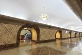 Almaty subway station Almali. Almaty, Kazakhstan  — Stock Photo