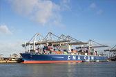 Shipping Rotterdam — Stock Photo