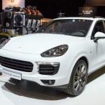 ������, ������: Porsche Cayenne S e hybrid