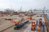 Port of Rotterdam — Stock Photo
