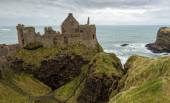 Dunluce Castle — Stock Photo