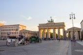 Brandenburg Gate — Stock Photo