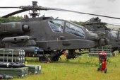 AH-64 Apache — Stock Photo