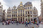 Grote Markt Bruxelles — Stock Photo