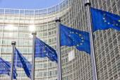 EU flag — Stock Photo