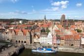 Gdansk Poland — Stock Photo