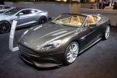 Aston Martin Vanquish Volante — Stock Photo