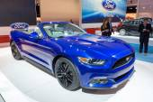 2015 Ford Mustang — Stock Photo