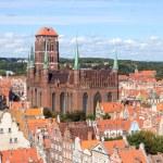Gdansk - Poland — Stock Photo #73114537