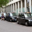 London-Taxis — Stockfoto #77380246
