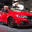 Постер, плакат: Honda Civic Type R