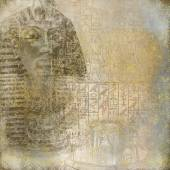 Vintage Egypt background — Stock Photo