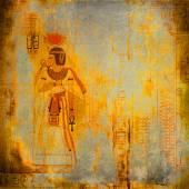 Vintage Egypt grunge background — Stock Photo