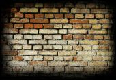 Ancient brickwall — Stock Photo
