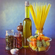 Mediterranean flavours — Stock Photo #55307389