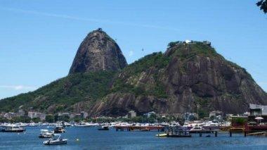 Sugar Loaf, Rio de Janeiro — Stock Video