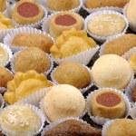 Diversity pastry food — Stock Photo #69570661