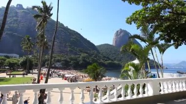 View of Rio de Janeiro — Stock Video