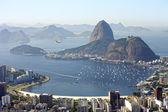 City of Rio de Janeiro — Stock Photo