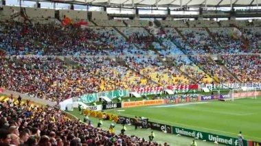 Stadio Maracanà famoso — Video Stock