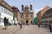 Speyer Cathedral, Germany — Stock Photo