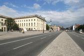 Unter den Linden — Stock Photo